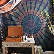 Magical Thinking Peacock Medallion Tapestry - Urban Outfitters