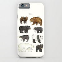 Bears iPhone & iPod Case by Amy Hamilton