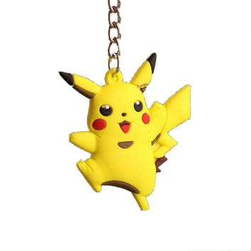 Anime Pokemon Go Key Ring