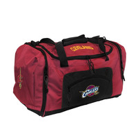 Cleveland Cavaliers NBA Roadblock Duffle Bag