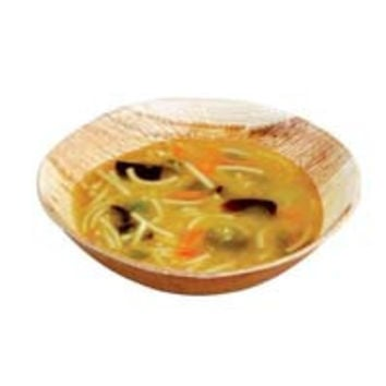 Case - Palm Leaf Mini Bowl 6oz