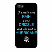 Looking For Alaska By John Green If People Were Rain iPhone 5 Case