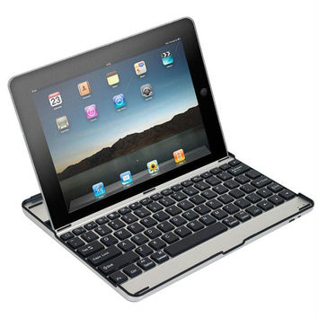 Northwest Aluminum Alloy Bluetooth Keyboard for iPad 2, 3, 4