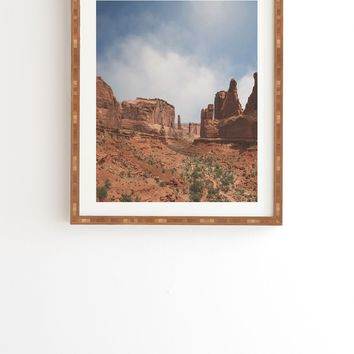 Catherine McDonald Southwest Desert Framed Wall Art