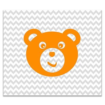 Teddy Bear I Children's Print Wall Art