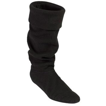Top Brand High Knitted Chunky Cable Cuff Fleece Welly Socks, M L size Socks For Tall Original Rain Boots, Shipping!