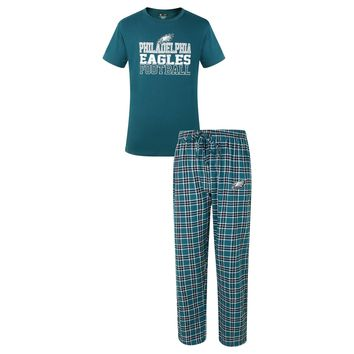 NFL Men's Philadelphia Eagles Medalists Pajama Set
