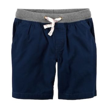 Toddler Boy Carter's Pull On Shorts | null