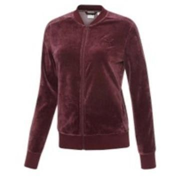 PUMA T7 Velour Jacket - Women's at SIX:02
