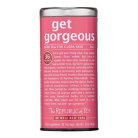 The Republic of Tea Get Gorgeous Tea, 36-Count