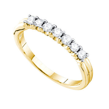 Diamond Fashion Band in 14k Gold 0.33 ctw
