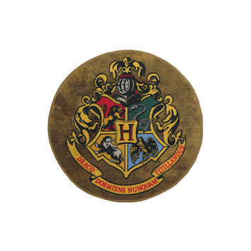 Harry Potter Hogwarts Crest Doormat