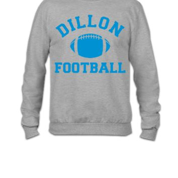 Dillon Panthers Football - Crewneck Sweatshirt