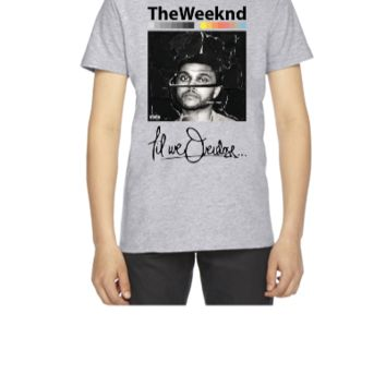 beauty behind the madness the weeknd tshirt - Youth T-shirt