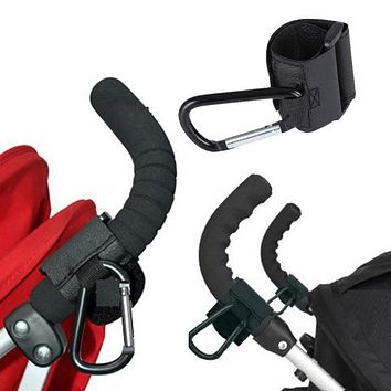 Portable New Baby Stroller Hook Stroller Accessories Pram Hooks Hanger for Baby Car Carriage Buggy