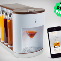 Somabar: Robotic Bartender for your Home