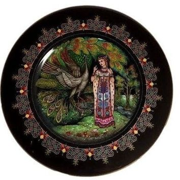 Villeroy & Boch Magical Fairy Tales Plate # 2 Rusean and Ludmilla