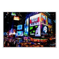 Times Square Poster from Zazzle.com