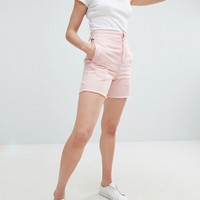 ASOS DESIGN Victor Shorts With Side Tabs at asos.com