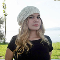 Hand Knit Hat, Accessories, Gift Idea, Winter Hat