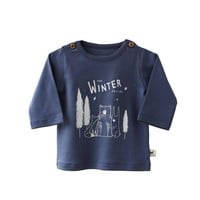 Winter Fellas Long Sleeve Baby Tee