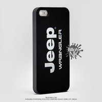 Jeep Wrangler Logo (2) Cell Phone Cases For Iphone, Ipod, Samsung Galaxy, Note, HTC, BB