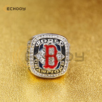2004 Boston Red Sox World Series Championship Rings replica #ortiz zinc alloy sports jewelry