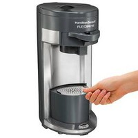 Hamilton Beach FlexBrew Single-Serve Coffee Maker - Black 49995R : Target