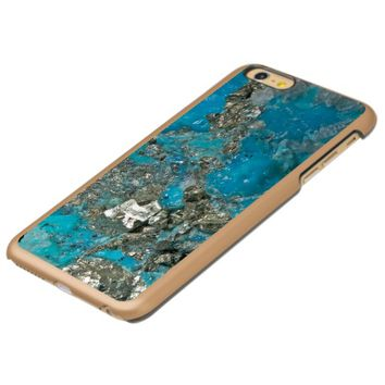 Natural Luxury Gemstone Turquoise Jewellery Incipio Feather® Shine iPhone 6 Plus Case