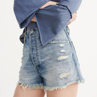 Womens High-Rise Shorts | Womens Bottoms | Abercrombie.com