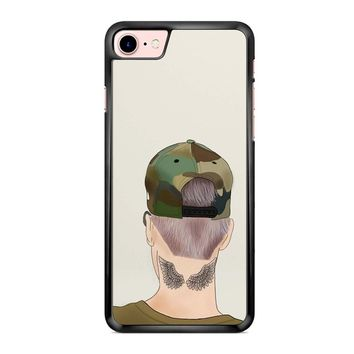 Justin Bieber Drawing iPhone 7 Case