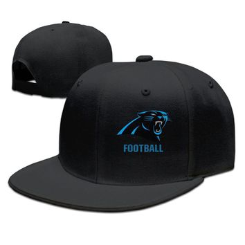 Carolina Panthers Football History Falg Printed Unisex Adult Womens Baseball Cap Mens Fitted Hats