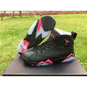 Air Jordan 7 GS Hyper Pink Basketball Shoes 36-40