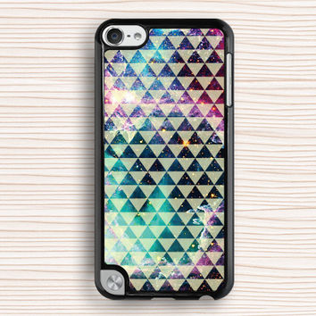 sky ipod case,yellow pattern ipod 5 case,triangle ipod 4 case,vivid sky ipod 5 touch case,art design ipod touch 4 case,personalized touch 4 case,art sky touch 5 case
