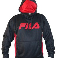 FILA Men's Workout Ready Warm Poly Fleece Jacket