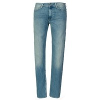 7 For All Mankind Super-Stonewash Slimmy Jean