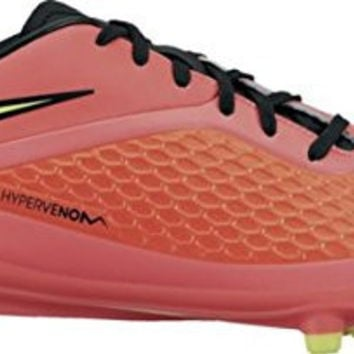 Nike Hypervenom Phantom AG Mens Football Boots 599808 Soccer Cleats Artificial Ground (us 12, bright crimson volt hyper ounch 690)