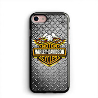 Harley Davidson iPhone X Cases Logo Samsung Case Harley Logo iPhone 8 Plus Cases