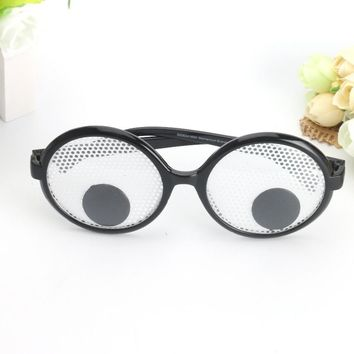 Funny  Googly  Goggles  Shaking  Party  Glasses  Party