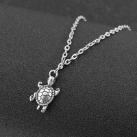 Stylish Gift Jewelry New Arrival Shiny Hot Sale Accessory Pendant Simple Design Vintage Necklace [6464825857]