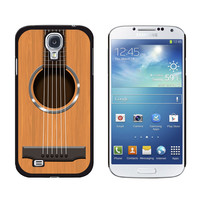 Acoustic Guitar Strings Galaxy S4 Case