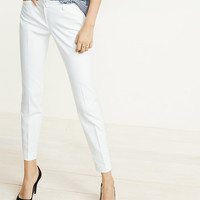 Low Rise New Waistband Editor Ankle Pant