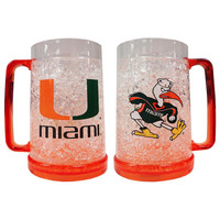 Ncaa Crystal Pilsner - University of Miami Hurricanes