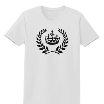 Crown and Laurel Womens T-Shirt
