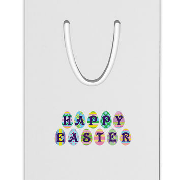 Easter Eggs Happy Easter Aluminum Paper Clip Bookmark