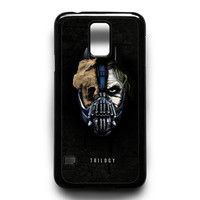 Bane Mask Trilog Batman And Joker Samsung Galaxy S4 Galaxy S5 Galaxy S6 Galaxy S6 Edge Galaxy S6 Edge Plus Galaxy S7|S7 Edge Case