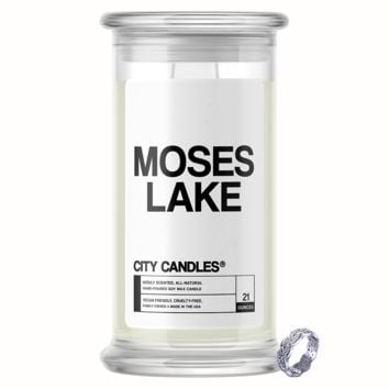 Moses Lake   City Jewelry Candle®