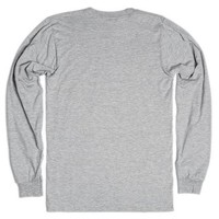 I'd Get Sleazy For Ron Weasley (Long Sleeve)-Heather Grey T-Shirt