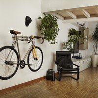 Bike Safe – The First Thief-Proof Wall Mount Lock
