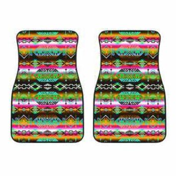Trade Route North Set of 2 Car Mats Floor Mat